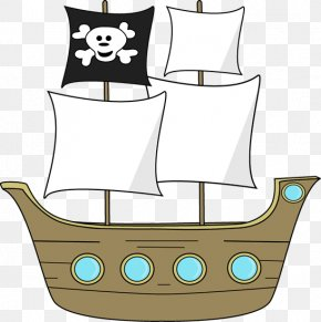 Pirate Hook Cliparts - Ship Piracy Clip Art PNG
