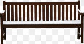 Snow Bench - Bench Chair Gazebo PNG