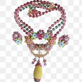 Necklace - Necklace Earring Gemstone Costume Jewelry Jewellery PNG