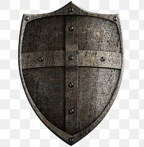 Shield - Shield Middle Ages Knight Buckler PNG