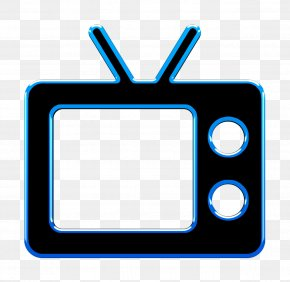 Electronic Device Technology - Tv Icon Technology Icon Television Icon PNG