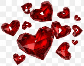 Hearts Pictures - Heart Diamond Stock Photography Clip Art PNG