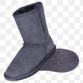 Emu - Snow Boot Slipper EMU Australia Shoe PNG