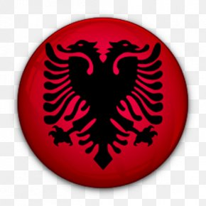 Flag - Flag Of Albania Flags Of The World National Flag PNG