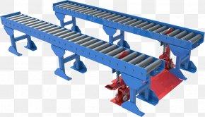 Conveyor System Mechanical Engineering Design Conveyor Belt Technical Drawing PNG