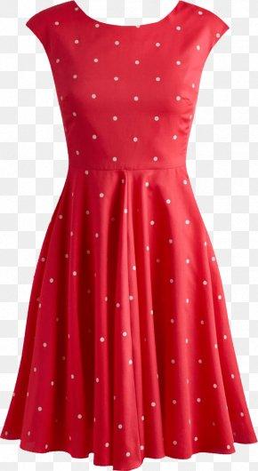 Dress - Dress Clothing Red Clip Art PNG