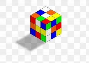Rubik's Cube - Rubik's Cube Clip Art PNG