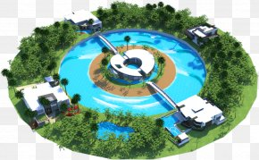 Billiards - Wave Pool Swimming Pool Surfing Park PNG