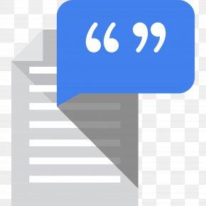 Speech - Google Text-to-Speech Android Speech Synthesis PNG