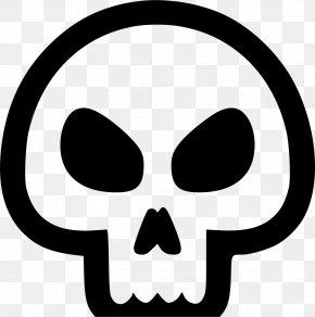 Skull - Download Skull And Crossbones PNG