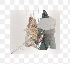Dark Souls - Dark Souls III Ornstein And Smough Fan Art Character PNG