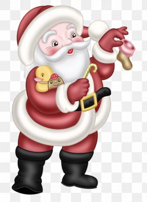 Cartoon Santa Claus - Santa Claus Christmas Ornament Saint Snowman PNG