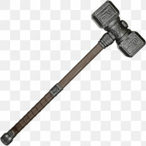 Viking War Hammer - War Hammer Live Action Role-playing Game Weapon PNG