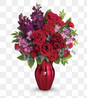 Rose - Flower Delivery Flower Bouquet Floristry Rose PNG
