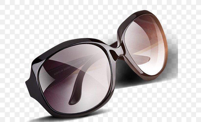Goggles Sunglasses Brown, PNG, 632x500px, Goggles, Beige, Brand, Brown, Designer Download Free