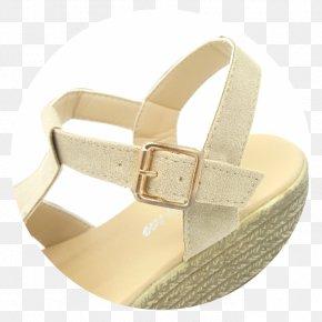 End Of Summer Sale - Product Design Sandal Shoe Beige PNG