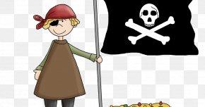 Pirate Treasure - Piracy International Talk Like A Pirate Day Pirates Of The Caribbean Clip Art PNG