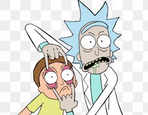 Rick And Morty Icon - Rick Sanchez Morty Smith Meeseeks And Destroy Television Show Adult Swim PNG