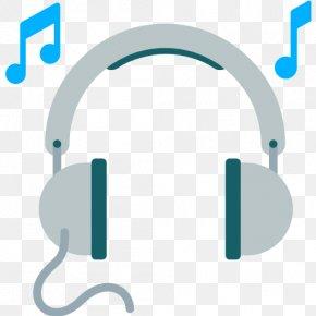 Headphones - Headphones Emoji Text Messaging Audio PNG