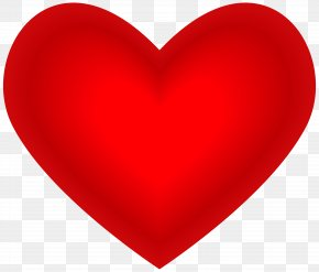 Red Heart Transparent PNG Image - Heart Red Love Valentine's Day PNG