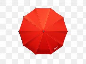 Red Umbrella Top - Umbrella Red PNG