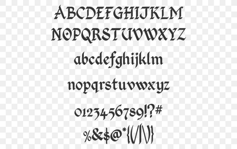 Font Open-source Unicode Typefaces Serif Handwriting, PNG, 500x517px, Typeface, All Caps, Area, Black, Black And White Download Free