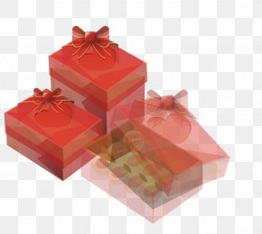Gift Boxes - Gift Birthday Clip Art PNG