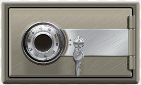 Safe - Gun Safe Security Safety Clip Art PNG