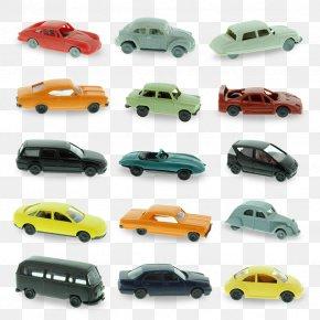 Car - Model Car Motor Vehicle Automotive Design Scale Models PNG