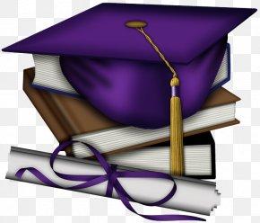 School - Graduation Ceremony Square Academic Cap Diploma School Clip Art PNG
