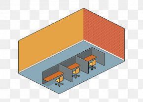 Isometric Office - Pixel Art Interior Design Services Keyword Tool PNG