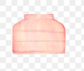 Hand Painted Pink Bottle Material - Computer Software RGB Color Model Illustration PNG
