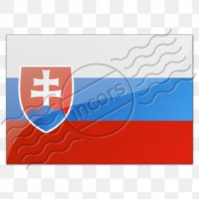 Slovakia Flag - Flag Of Slovakia Slovak Republic National Flag PNG