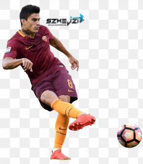Ball - A.S. Roma Argentina National Football Team Serie A Football Player PNG