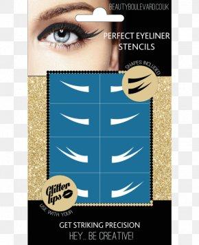 Eye - Eyelash Gel Face Eye Liner PNG