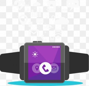 Smart Watch - Portable Media Player Smartwatch Internet Of Things PNG