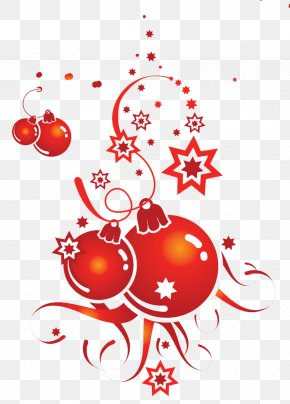 Holly Christmas Ornament - Christmas Decoration PNG