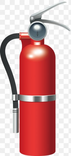 Fire Extinguisher Vector Material - Fire Extinguisher Conflagration Computer File PNG