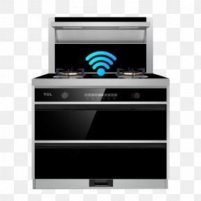 Integrated Kitchen Stove Machine - Oven Kitchen Stove PNG