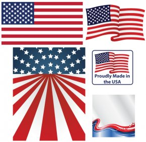 American Flag Clip Art - Flag Of The United States Clip Art PNG