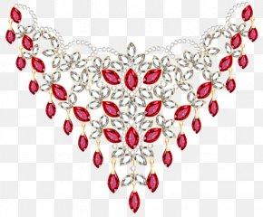 Jewellery - Earring Jewellery Necklace Clip Art PNG