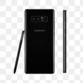Smartphone - Feature Phone Smartphone Samsung Galaxy Note 8 Samsung Electronics PNG