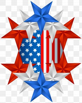 American Flag Decor Clip Art Image - United States Of America Flag Of The United States Map Clip Art PNG