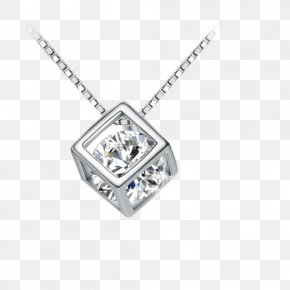 Necklace - Necklace Jewellery Locket Pendant Sterling Silver PNG