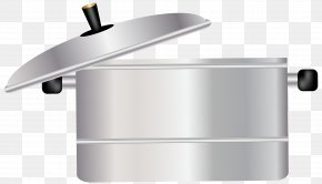 Cooking Pot - Pot Metal Clip Art PNG