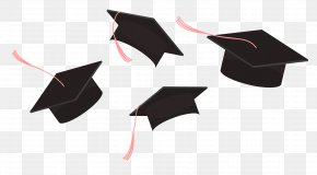 Throwing Cap - Graduation Ceremony Poster Icon PNG
