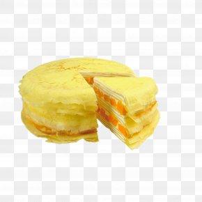 Mango Melaleuca Cake - Muffin Pancake Layer Cake Mold PNG