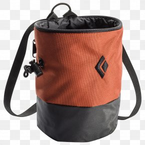 Chalk - Magnesiasack Chalk Bag Black Diamond Equipment Zipper PNG