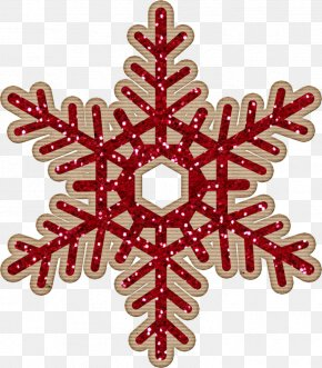 Winter Snowflakes Elements - Christmas Ornament Christmas Decoration Christmas Tree Snowflake PNG