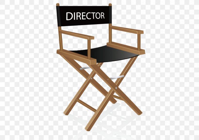 Directors Chair Wood Folding